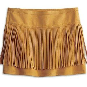 American Girl Kaya Beforever Fun Fringed Skirt 14